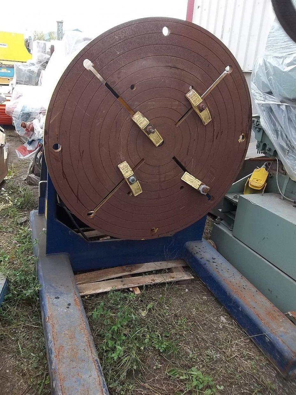Positionneur 5000 kg.