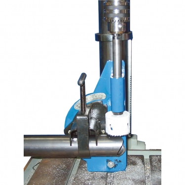 PIPE NOTCHER (DRILL PRESS)