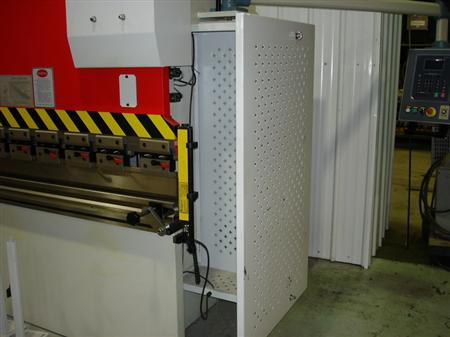PRESS BRAKE INFRA-RED CURTAINS