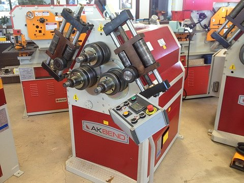 PROFILE BENDING MACHINE 61MM