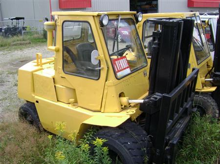 Tcm 8,000lb  diesel