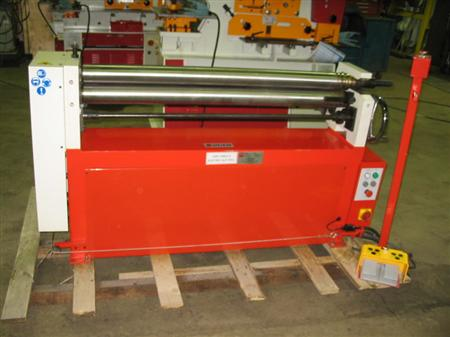 SLIP ROLL MACHINE 2.5x1300MM