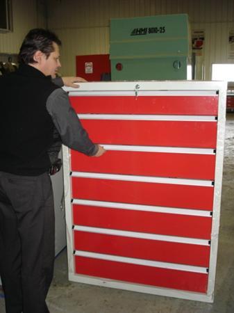 Coffres d'atelier 7 et 9 tiroirs