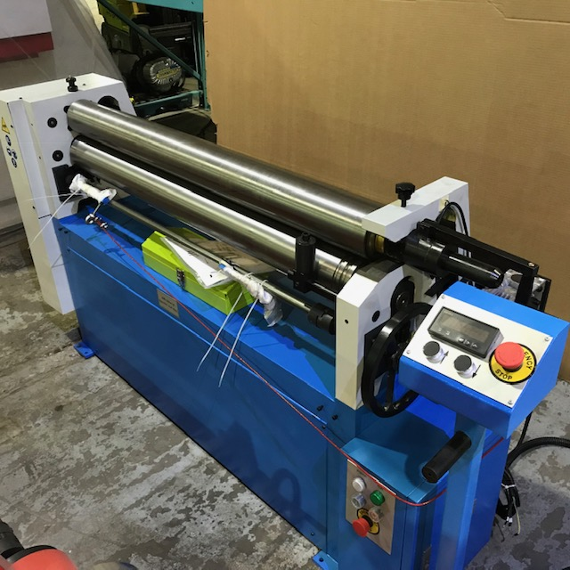 SLIP ROLL MACHINE 4.5x1300MM