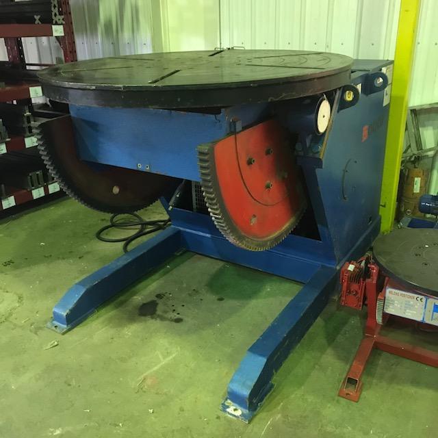 Positionneur hb30-3000kg