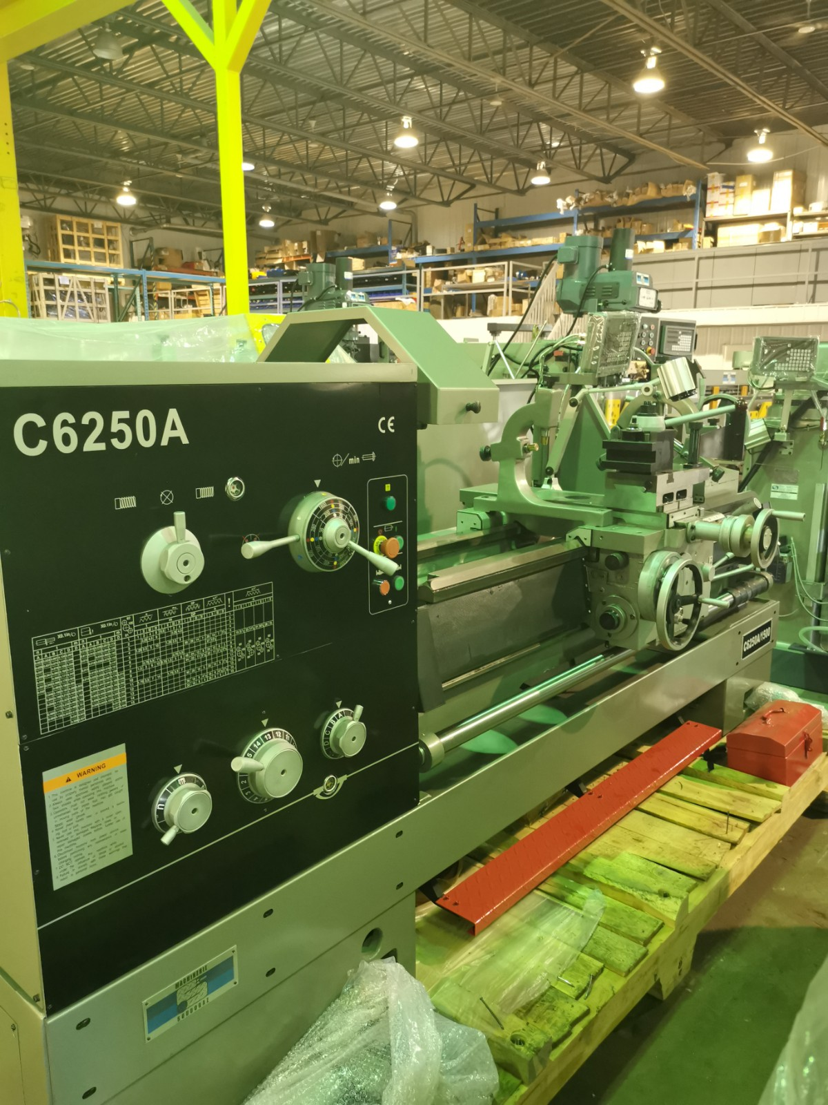 C6250A (20″ X 60″ / 20″ X 80″)
