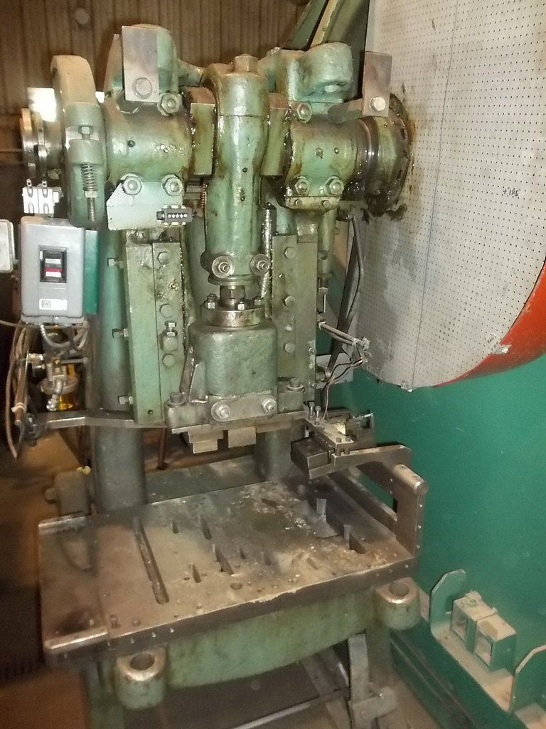 Punch press 40t