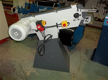 BELT SANDING MACHINE