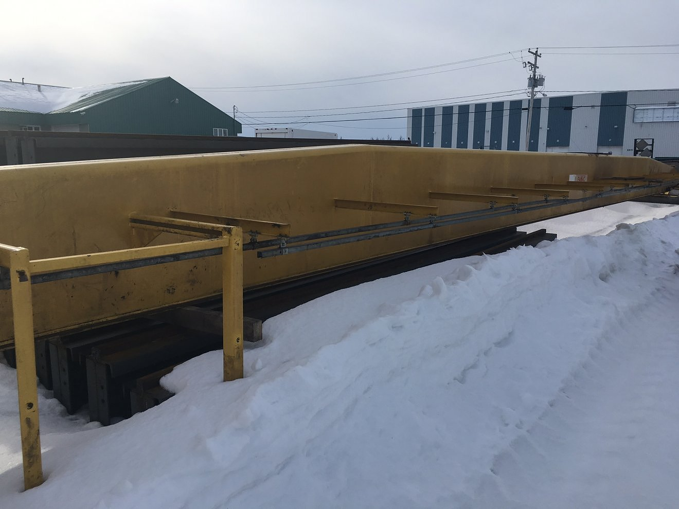 Famac / demag 5 tonnes