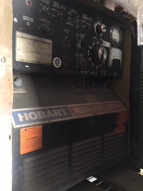 Hobart 450rvs