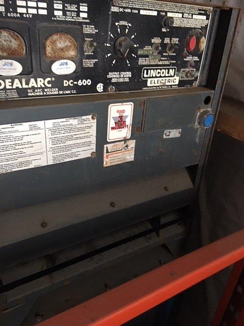 Lincoln dc-600