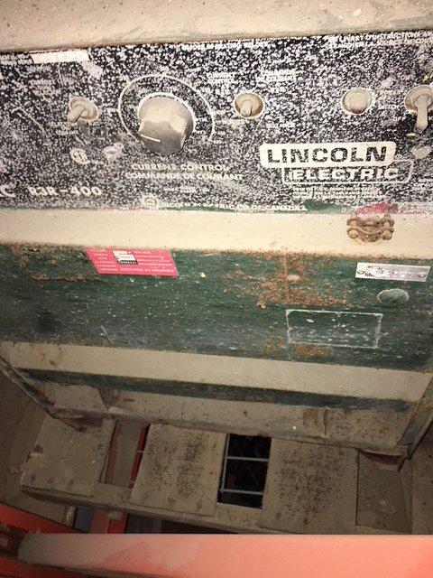 Lincoln r3r-400