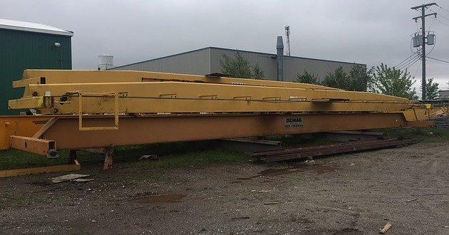 Demag 10 tonnes