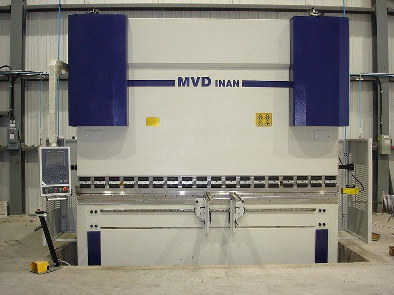 MVD Série B