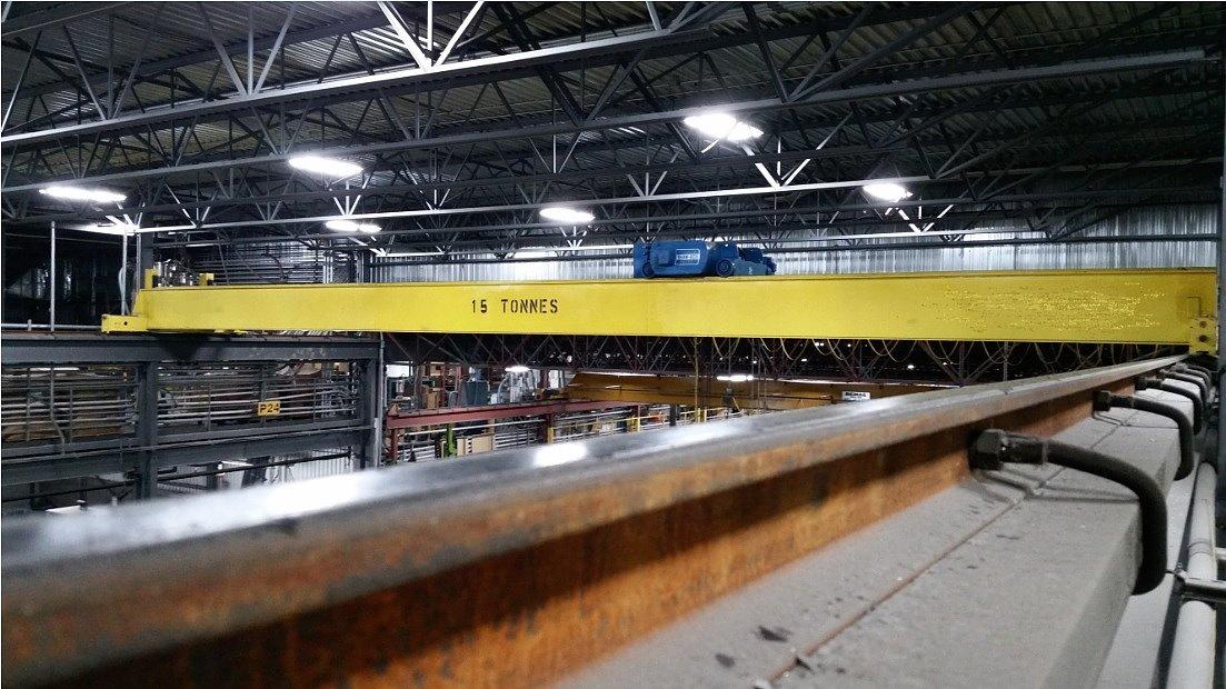 Shawbox 15 tonnes