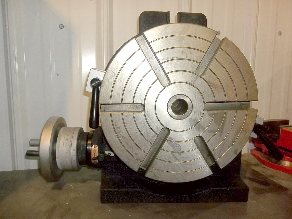 """12"""" ROTARY TABLE"""