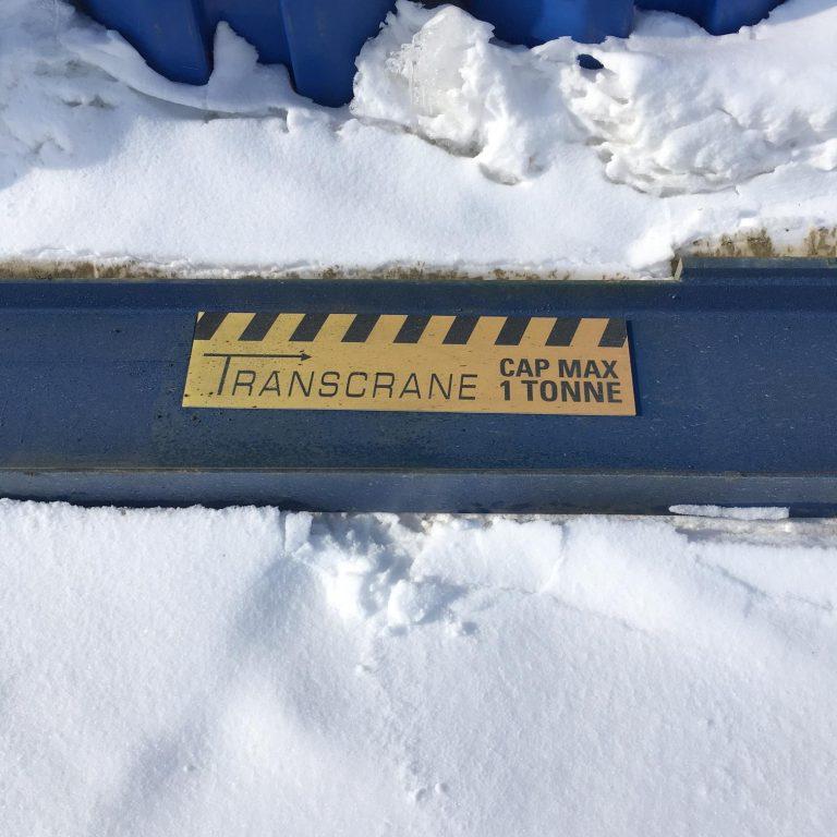 TRANSCRANE 1T
