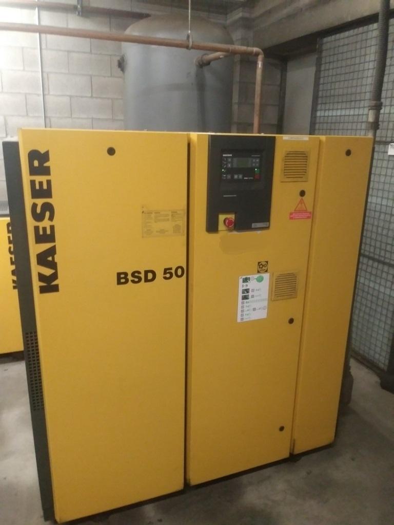 COMPRESSEUR KAESER BSD-50