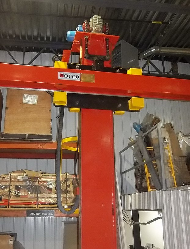 WELDING MANIPULATOR 4500MM