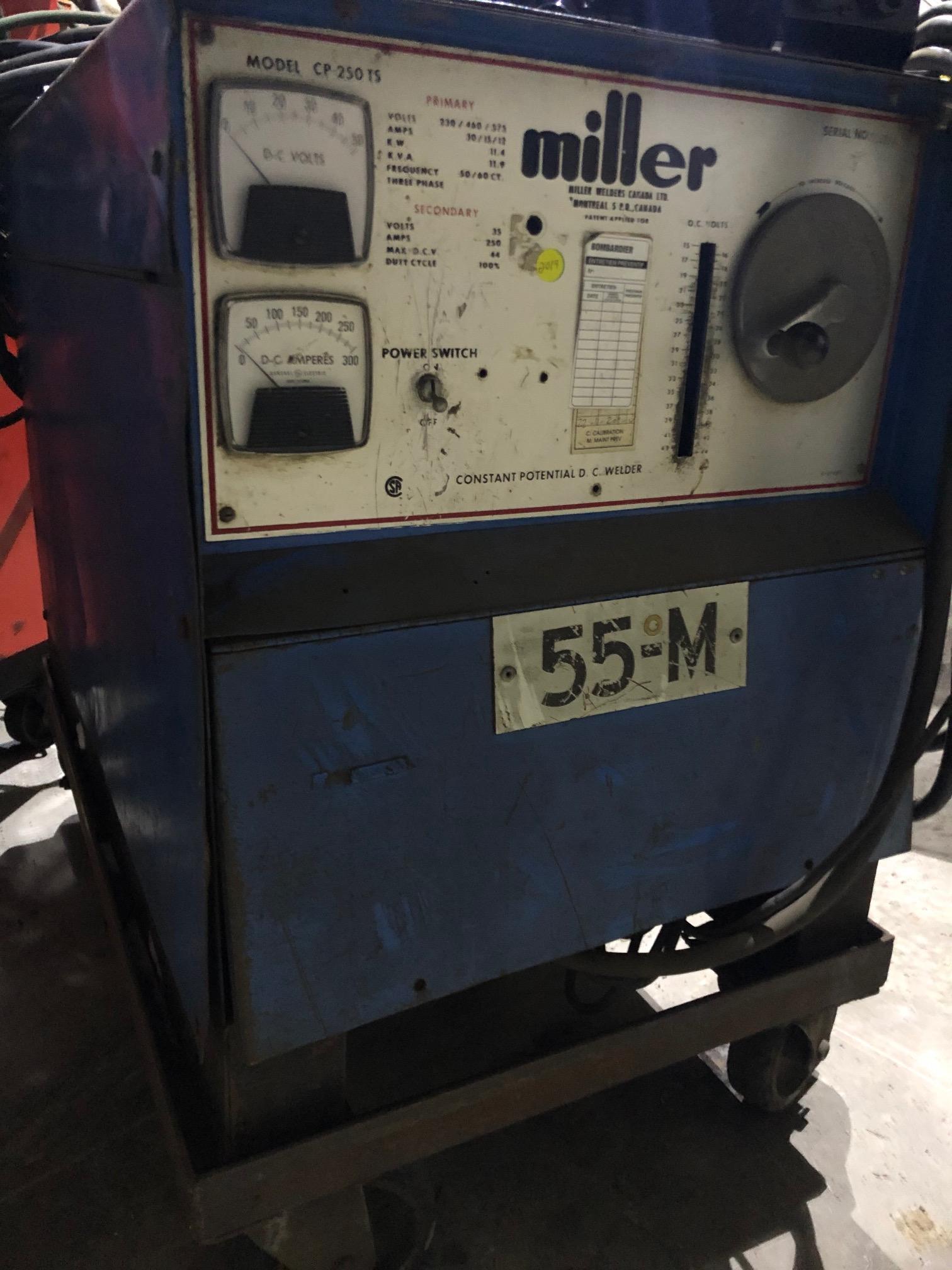MILLER CP-250TS