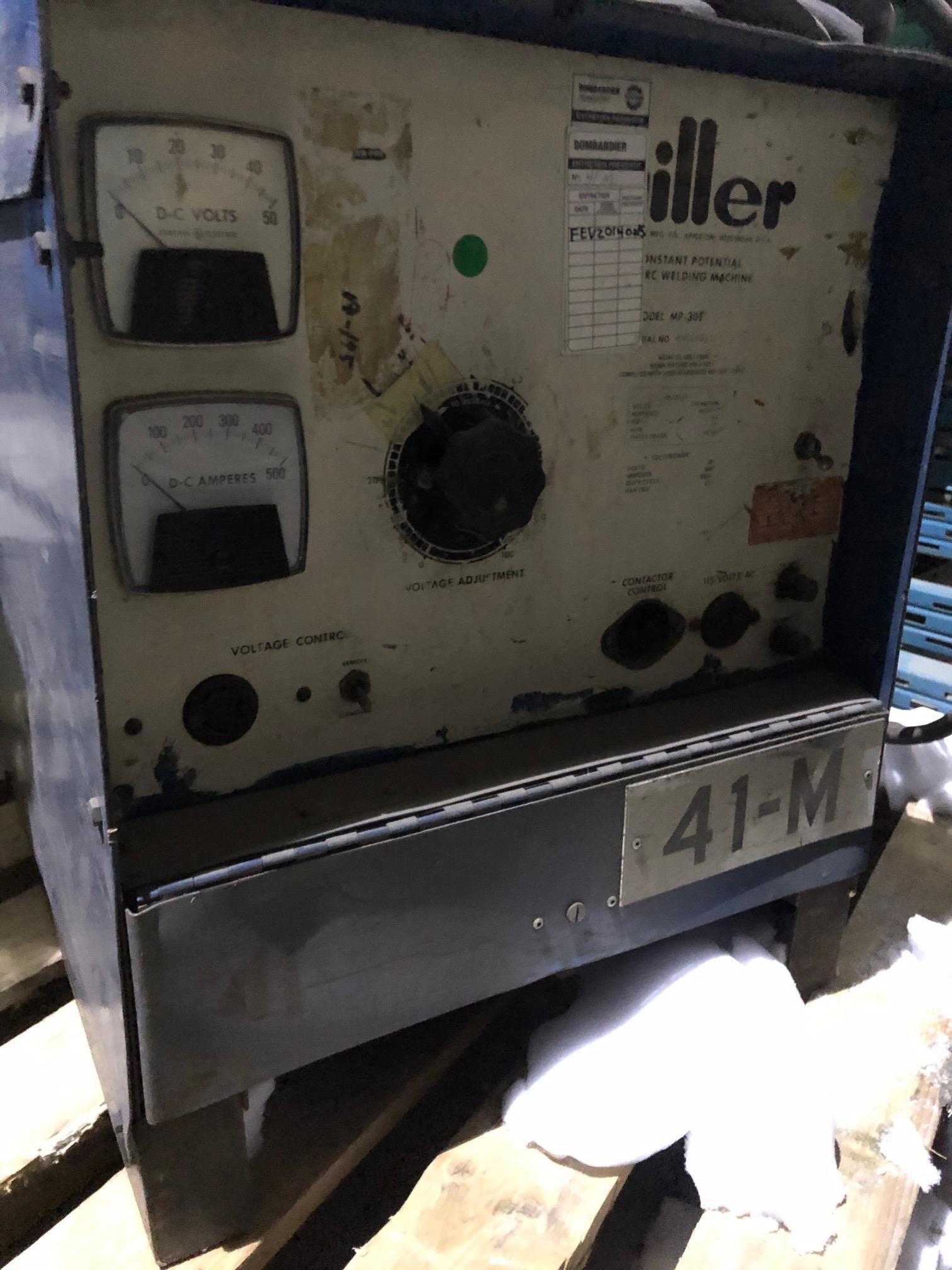 MILLER MP-30E