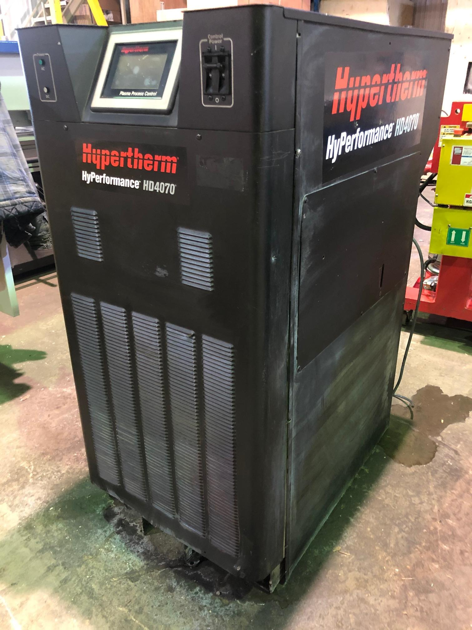 HYPERTHERM HyPERFORMANCE
