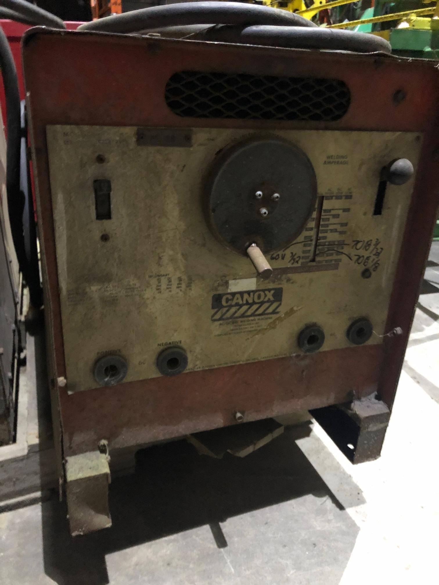 CANOX D-250 AC/DC
