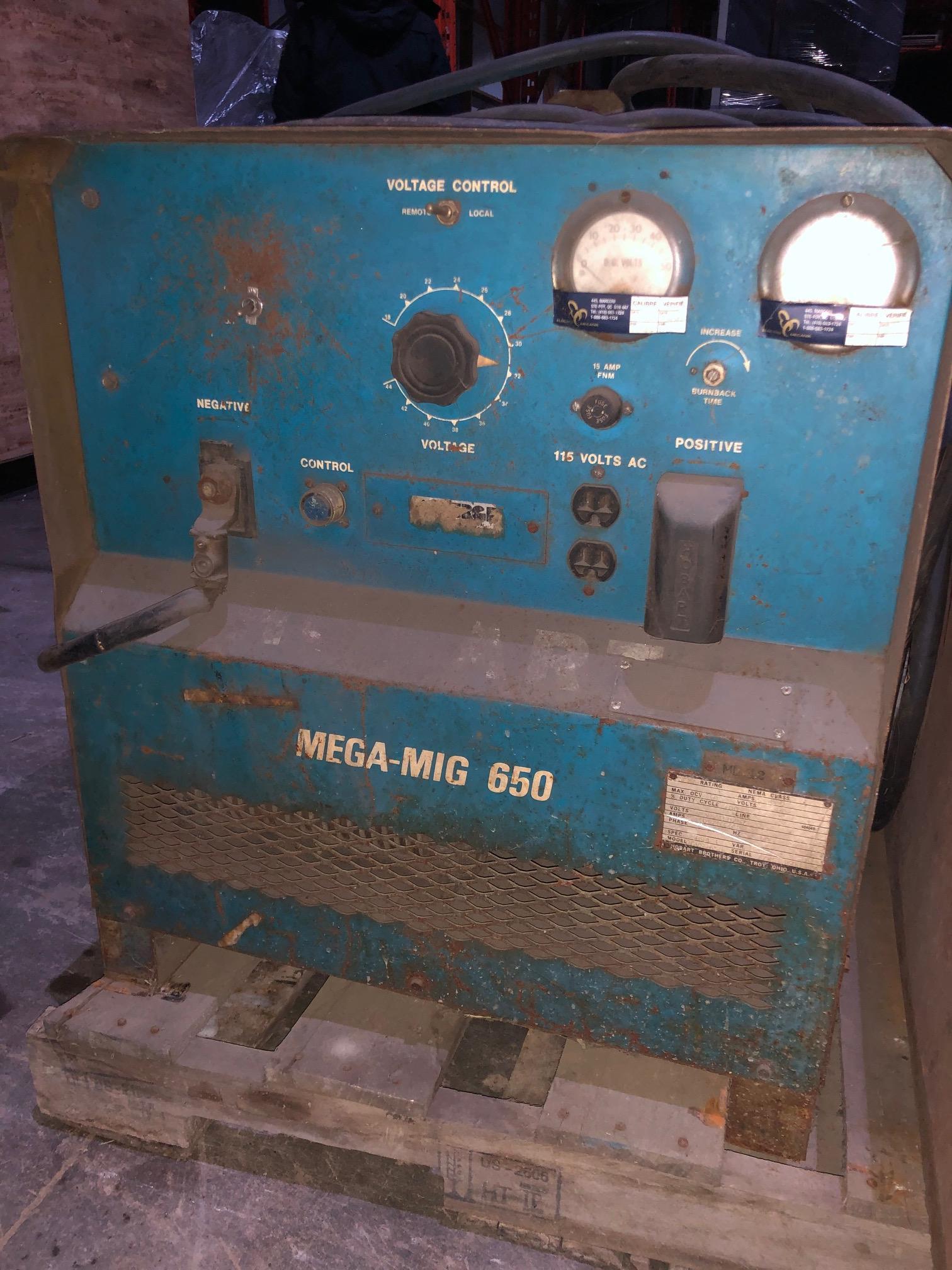 HOBART MEGAMIG 650