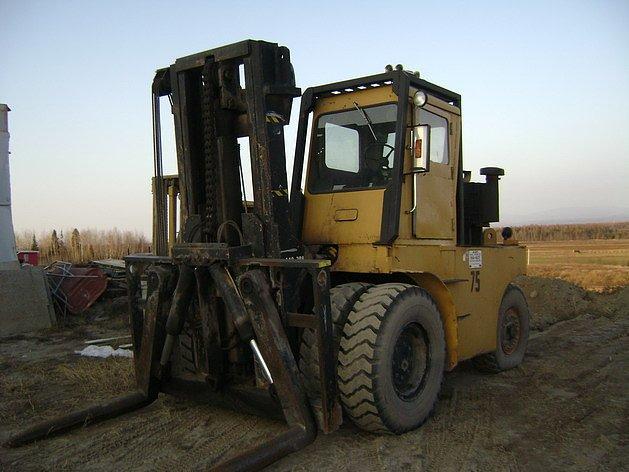 Silent hoist 40,000 lb diesel