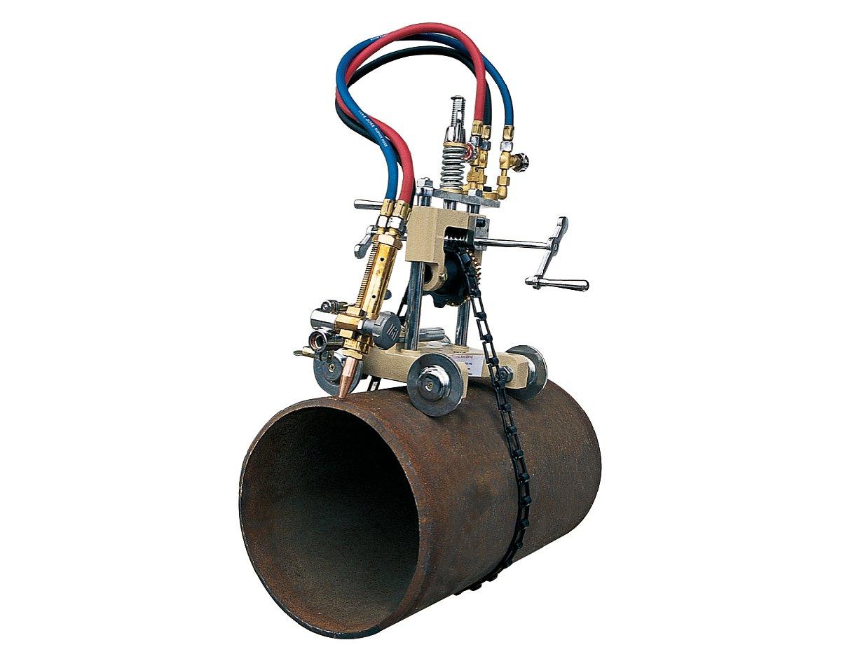Manual pipe cutter