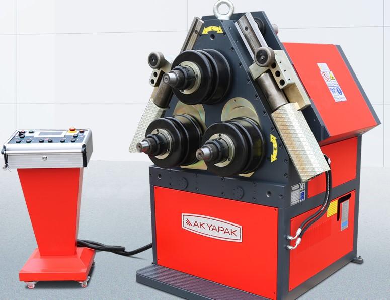 Profile bending machine 101mm