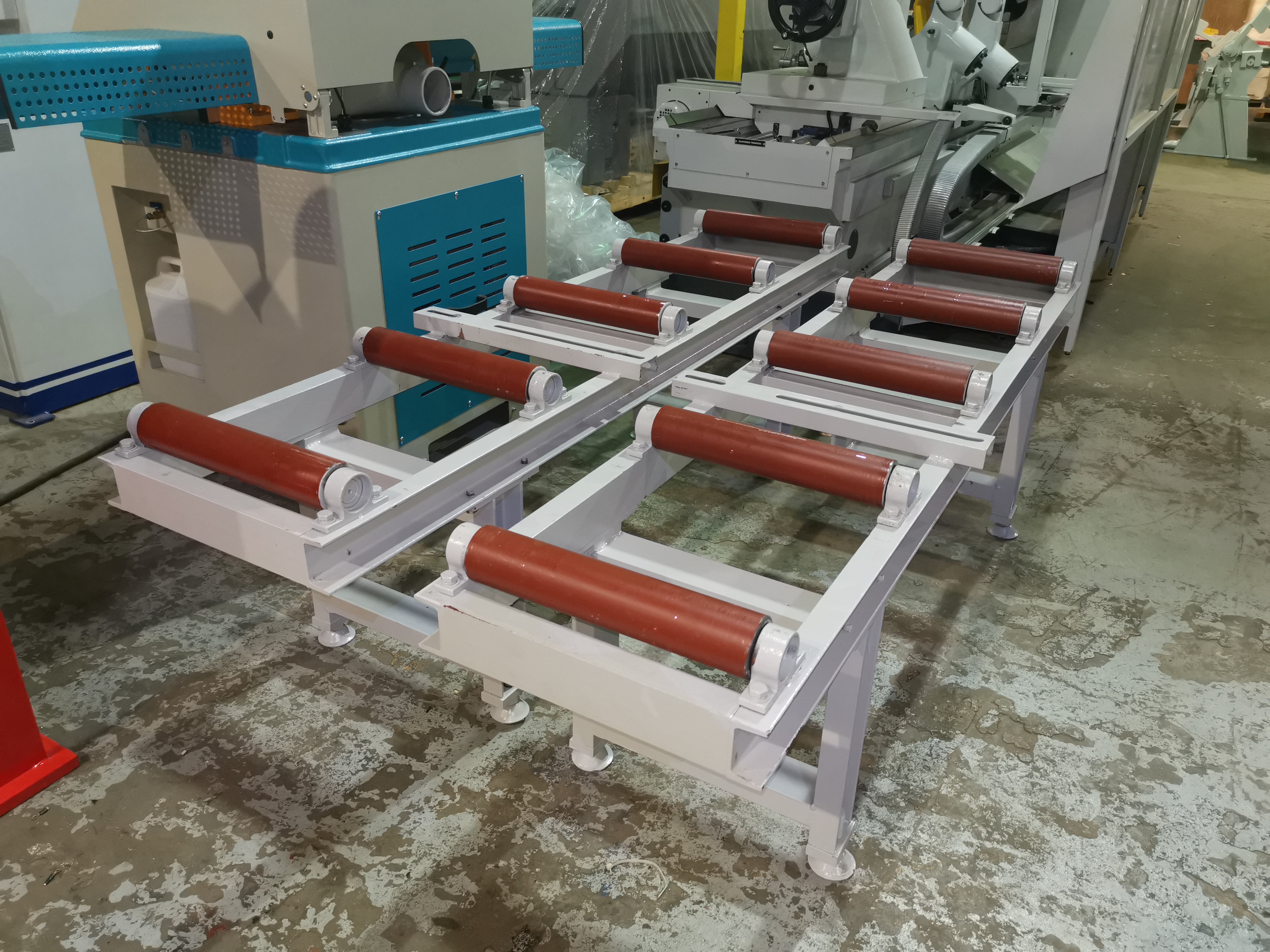 CONVEYOR FOR INTENSIVE USE