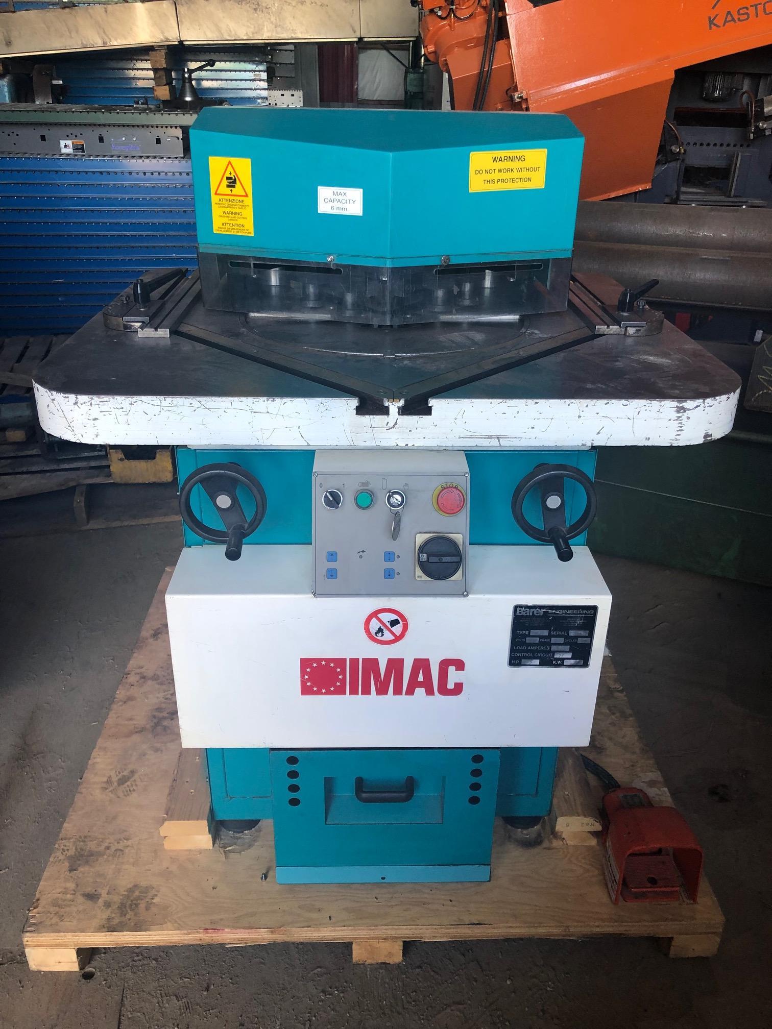 IMAC 8″ X 1/4″