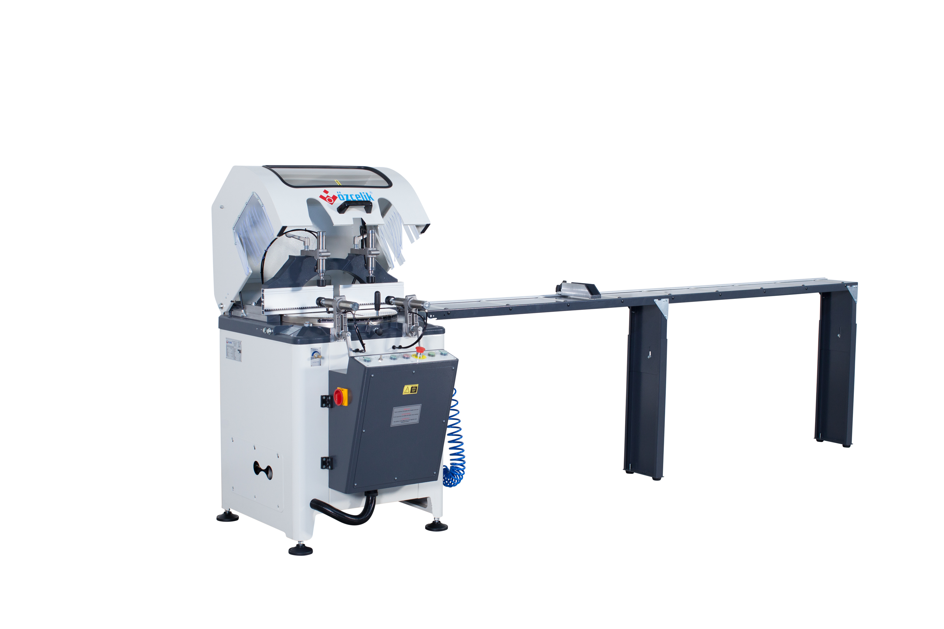 Automatic Cutting Machine with Rising Blade Ø 420 (METEOR I)