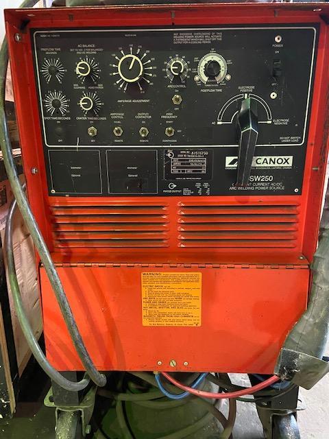 CANOX (MILLER) C-SW-250