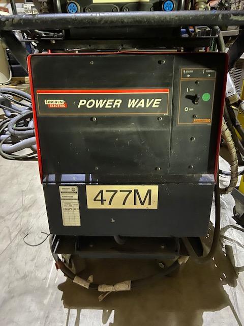 LINCOLN POWER WAVE 455-STT